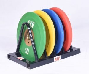 ATE weightlifting plate stand