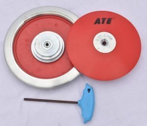 ATE adjustable weight discus