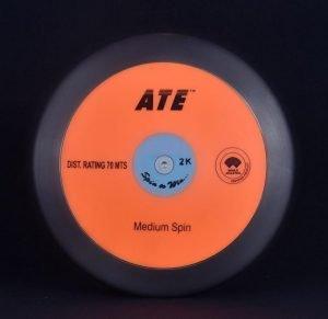ATE medium spin discus