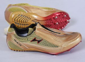 ATE sprint gold running jogging shoe