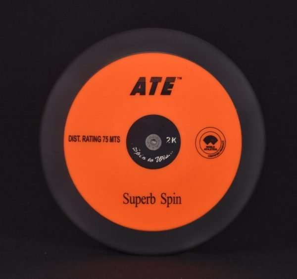 ATE superb spin discus
