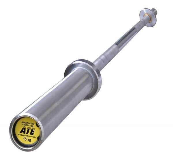 ATE weightlifting bar