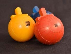 ATE knocken balls
