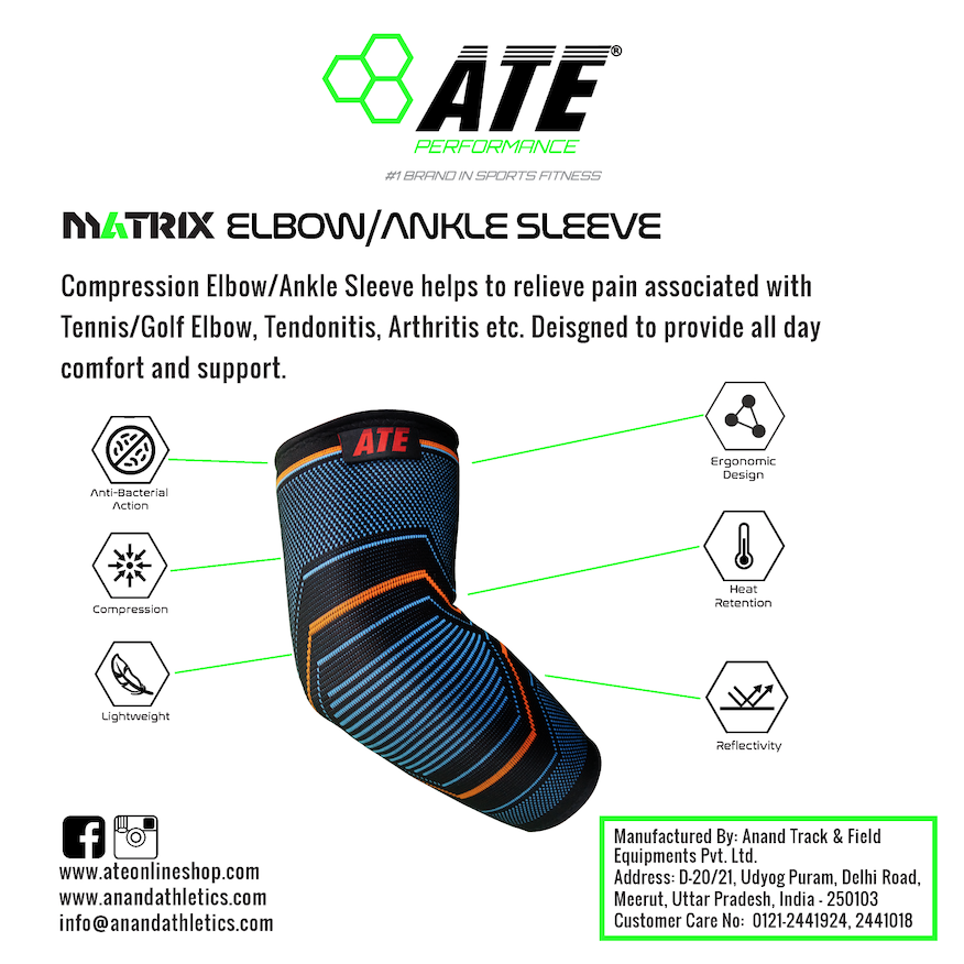 ATE Elbow/Ankle Sleeve