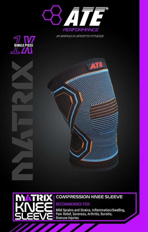 ATE Matrix Knee Sleeve