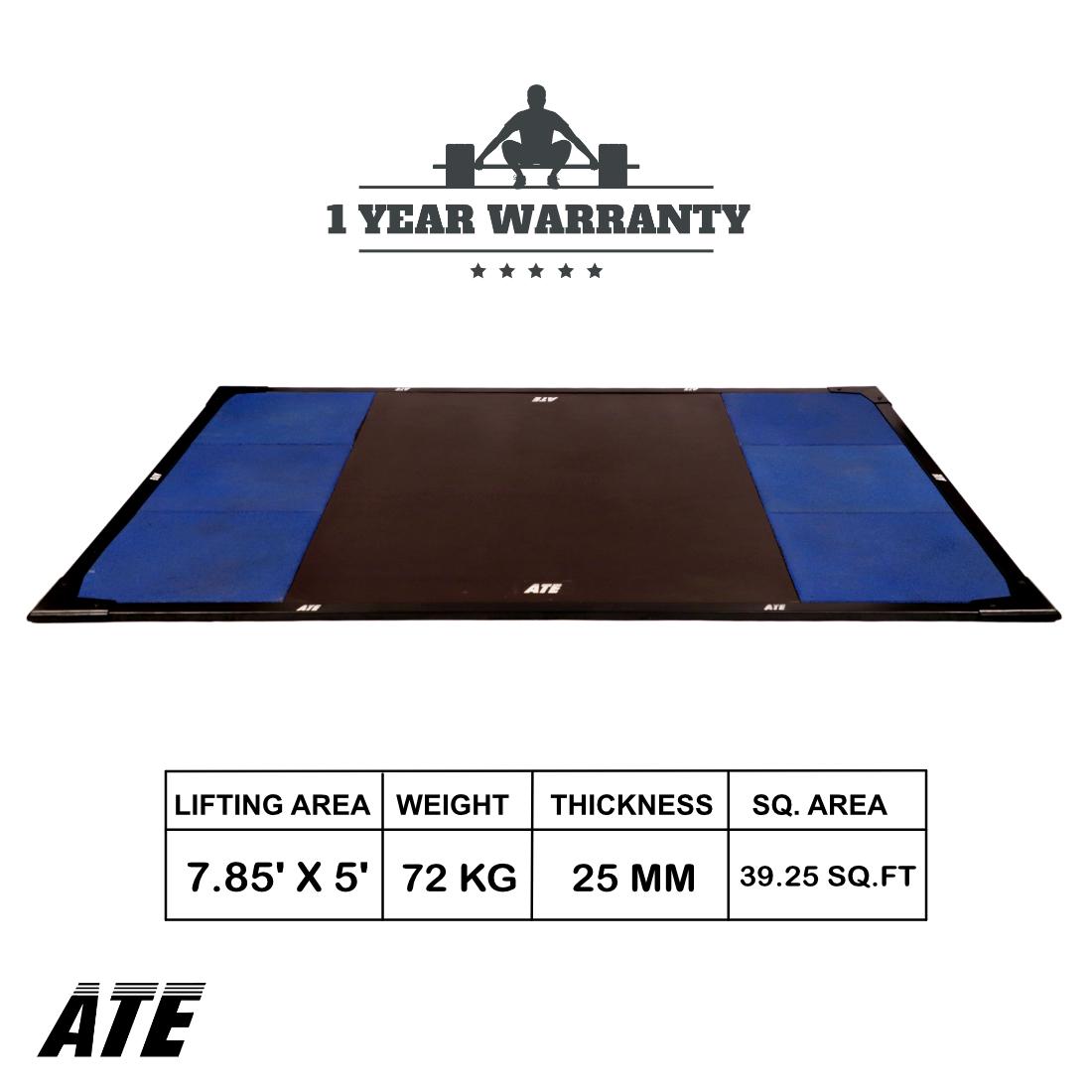 ATE Weightlifting Platform